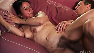 Grannies,Hairy,Mature,MILF,Old and young,Stepmom