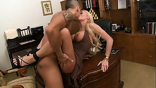 Asian,Interracial,MILF,Office