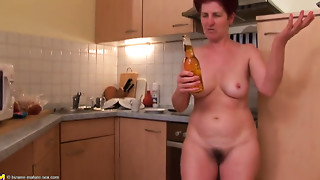 Cumshot,Drunk,Grannies,Fucking,Mature,MILF,Old and young,Stepmom,Wet