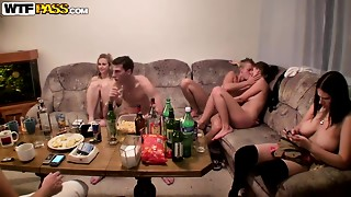 Czech,Drunk,Group Sex,Fucking,Party,School,Teen