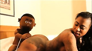 Amateur,Ass to Mouth,Big Ass,Black and Ebony,Cumshot,Facial,Funny,Fucking