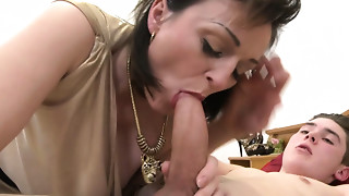 Big Cock,Blowjob,Cumshot,Handjob,Latina,Lingerie,Mature,MILF,Old and young,Stepmom