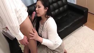Asian,Big Boobs,Fucking,MILF,Secretary,Wife