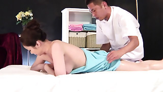 Asian,Cheating,Cuckold,Handjob,Housewife,Massage,Old and young,Orgasm,Softcore,Wife
