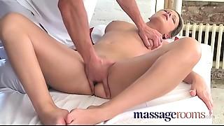 Massage,Natural,Orgasm,Petite