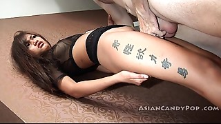 Asian,Cumshot,Fucking,High Heels,Slut,Teen