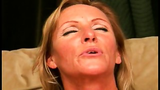 Blonde,Blowjob,Facial,Grannies,Mature,MILF,Old and young,Stepmom