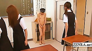Asian,BDSM,CFNM,Fetish,Group Sex,Handjob,Latex,School,Small Tits,Student