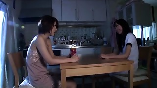 Asian,Lesbian,School,Seduced,Teen