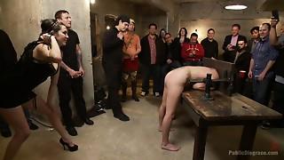 Public Nudity,Extreme,BDSM