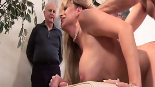 Big Boobs,Blonde,Blowjob,Facial,Mature,MILF