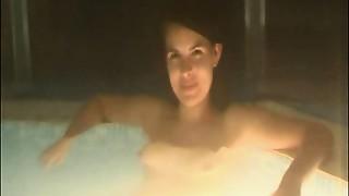Amateur,Beautiful,Brunette,Czech,Orgasm,Pool,Public Nudity,Student,Teen,Voyeur