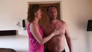 Big Ass,British,Fucking,Mature,MILF,Old and young,Redhead,Stepmom,Strapon