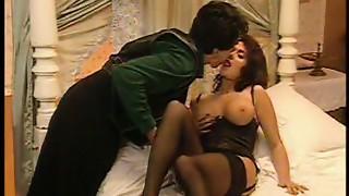 Fucking,Lingerie,Pornstar,Redhead,Stockings
