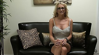 Anal,Big Ass,Big Boobs,Big Cock,Blonde,Blowjob,Cumshot,Facial,Glasses,Handjob