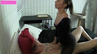 Foot Fetish,Ass licking,Handjob,Fucking,Orgasm,Panties,Pantyhose