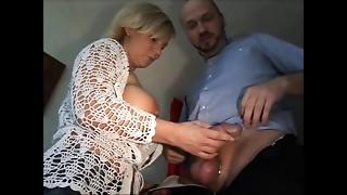 Big Boobs,Blonde,Cumshot,Fucking,MILF