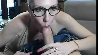 Blonde,Mature,MILF,Old and young,Orgasm,Stepmom,Teen