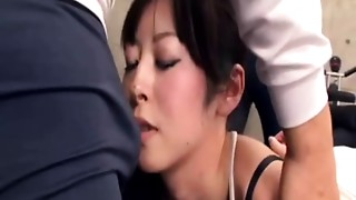 Asian,Gym,Handjob