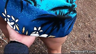 Blowjob,Cumshot,Flashing,Fucking,Mature,MILF,Outdoor,Public Nudity,Stepmom
