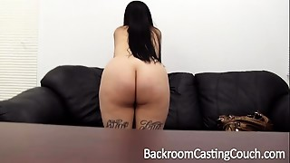 Anal,Big Ass,Blowjob,Casting,Cumshot,Facial,Glasses,Fucking,Office,POV
