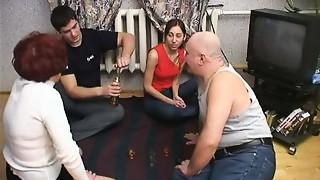 Amateur,Group Sex,Homemade,Teen