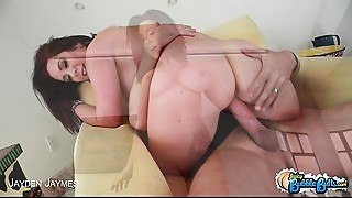 Big Ass,Big Boobs,Big Cock,Blowjob,Brunette,Facial,Fucking,High Heels,MILF,Pornstar
