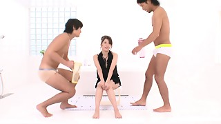 Asian,Blowjob,Brunette,Cumshot,Facial,Fetish,Foot Fetish,Hairy,Handjob,Masturbation