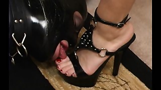 BDSM,Face Sitting,Femdom,Fetish,Foot Fetish,Sister,Strapon