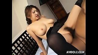 Asian,Babe,Big Boobs,Blowjob,Brunette,Extreme,Fucking,Orgasm,Stockings