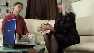 Amateur,Big Boobs,Big Cock,Blowjob,Fucking,MILF,Old and young,Shaved,Stepmom,Teen