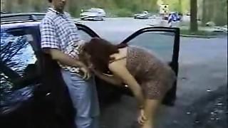 Blowjob,Couple,Fucking,Public Nudity