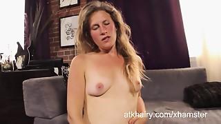 Amateur,Blonde,Fingering,Hairy,Masturbation,Orgasm