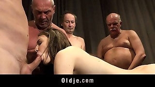 Blowjob,Close-up,Cumshot,Daddy,Doctor,Doggystyle,Fingering,Gangbang,Grannies,Group Sex