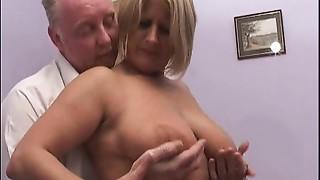 Blonde,British,Double Penetration,MILF