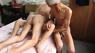 Threesome,Mature,Grannies,Daddy,Asian,Amateur