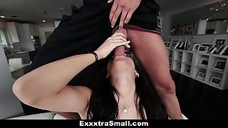 Big Boobs,Big Cock,Blowjob,Brunette,Cumshot,Facial,Fucking,Latina,Petite,Small Tits