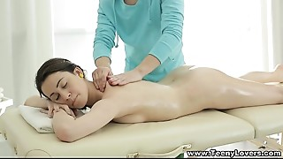 Big Ass,Blowjob,Cumshot,Doggystyle,Fucking,Massage,Natural,Oiled,Shaved,Teen