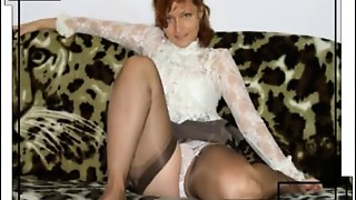 MILF,Stockings,Upskirt