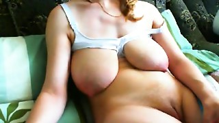 Big Boobs,Fingering,Masturbation,Milk