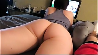 Amateur,Big Ass,Big Boobs,Creampie,Homemade,POV,Solo,Teen