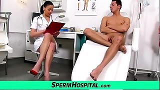 CFNM,Cumshot,Czech,Doctor,Handjob,High Heels,Mature,MILF,Nurse,Reality