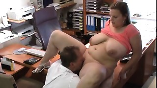 BBW,Big Boobs,Black and Ebony,Couple,Fucking,Mature,MILF,Office