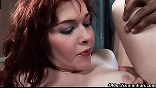 Big Boobs,Big Cock,Black and Ebony,Blowjob,Cumshot,Fucking,Mature,MILF,Redhead,Stepmom