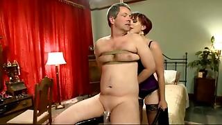 Cuckold,Femdom,Sex Toys,Strapon,Threesome