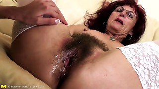 Fisting,Grannies,Hairy,Lesbian,Mature,MILF,Old and young,Stepmom,Teen