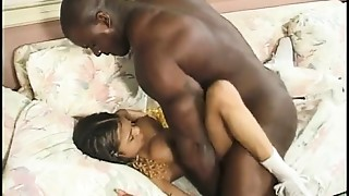 Big Boobs,Big Cock,Black and Ebony,Blowjob,Cumshot,Double Penetration,Fucking