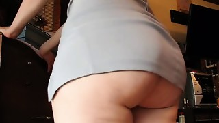 Babe,BBW,Big Ass,Dress,Upskirt