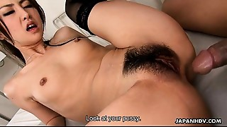 Asian,Big Ass,Big Cock,Fucking,Reality,Threesome,Wet