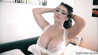 Big Ass,Big Boobs,British,Masturbation,MILF,Solo
